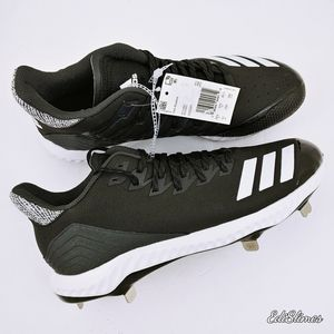 Adidas Icon Bounce Baseball Cleats, Mens Size 11